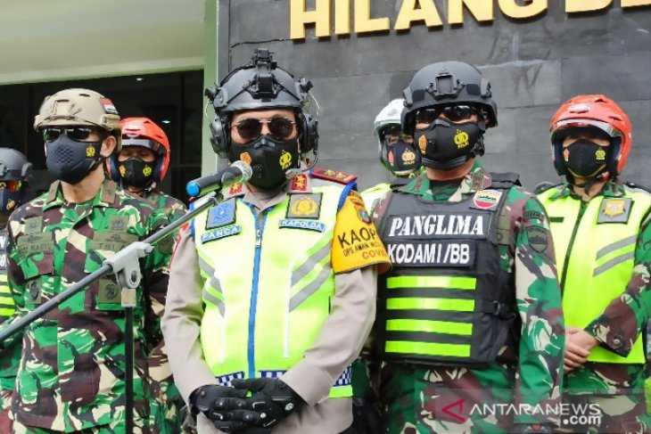 Polisi Sumut tangkap pelaku penembakan wartawan di Simalungun