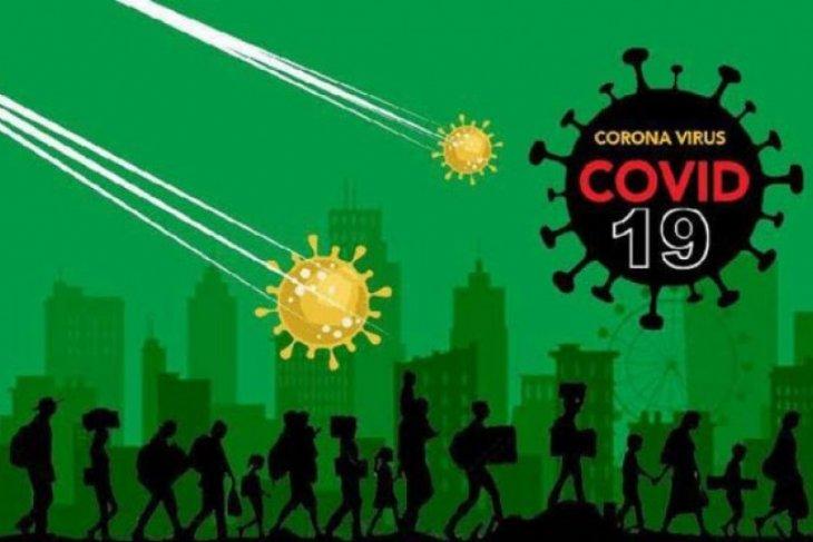 Kasus positif COVID-19 di Indonesia bertambah hingga 20.574 orang pada 24 Juni 2021