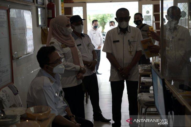 Tim penilai lomba desa provinsi kunjungi Sungai Kupang dan Kandangan Kota