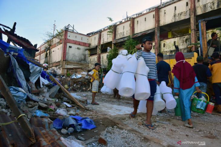 Pemkot Ambon bangun lapak tampung pedagang terdampak revitalisasi pembagian harus benar