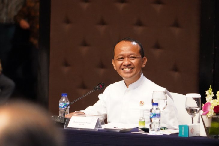 Bahlil: Pabrik baterai mobil listrik berproduksi mulai 2023