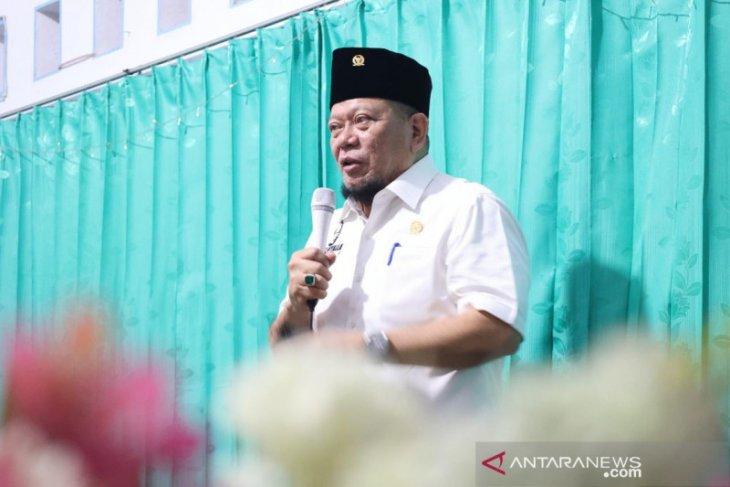 Ketua DPD RI LaNyalla dukung pemberlakuan PPKM mikro