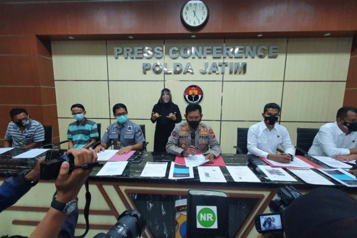 Polisi tangkap pelaku penyebaran ujaran kebencian terkait penyekatan di Suramadu