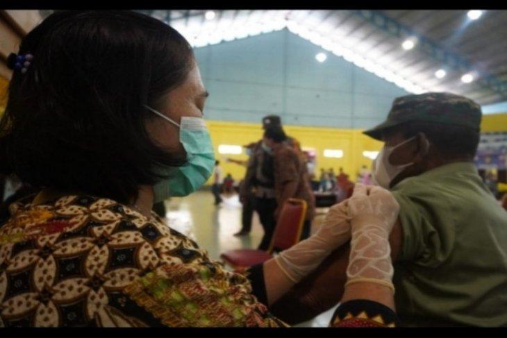Pemkot Tebing Tinggi-Polres kerjasama vaksinasi massal
