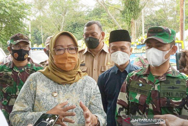 Ade Yasin percayakan pembangunan jembatan di Kabupaten Bogor pada TNI