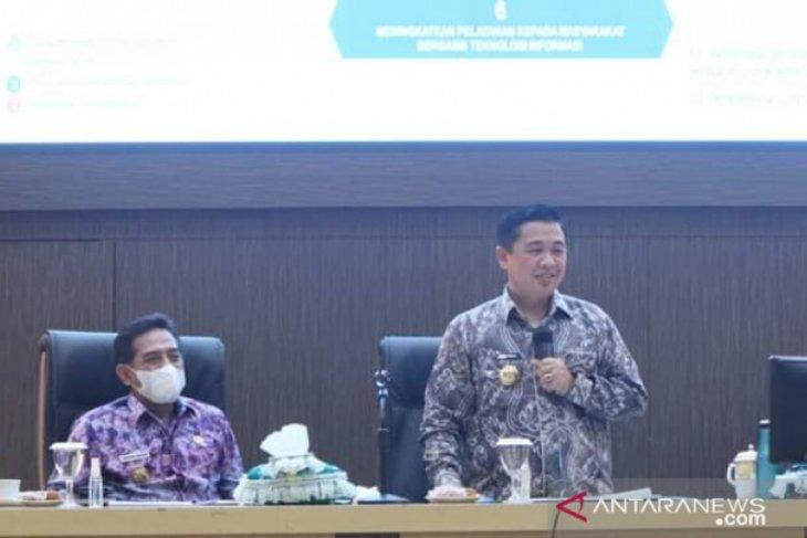 Wali Kota Ibnu Sina ingin langsung tancap gas melaksanakan program