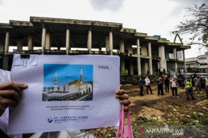 DPRD akan turut awasi pembangunan Alun-alun dan Masjid Agung Kota Bogor