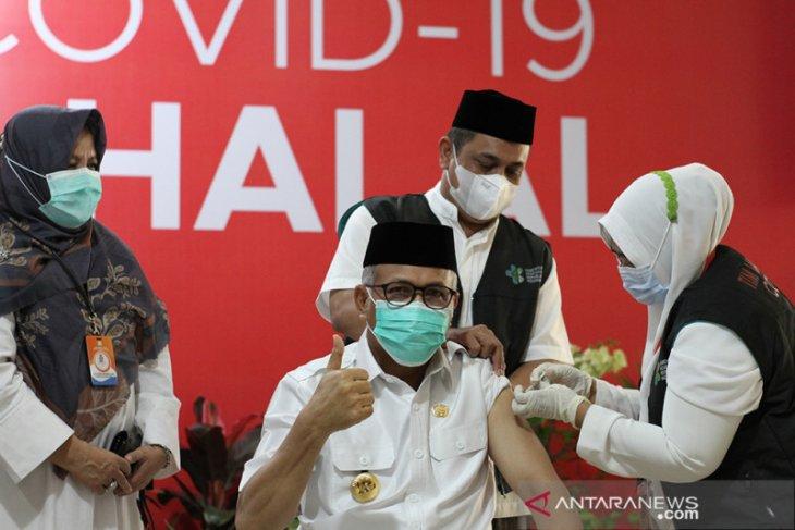 Hampir tiga pekan isolasi, Gubernur Aceh masih positif COVID-19