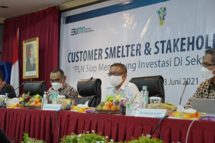 PLN siap dukung sektor bisnis hingga tambang di Kalimantan