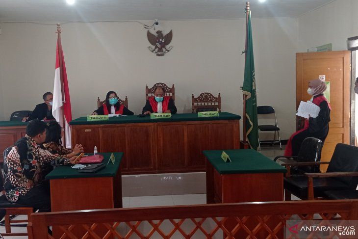 Pengadilan Negeri Cianjur hukum pemilik investasi bodong bayar ganti rugi Rp49 miliar