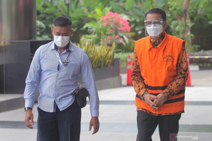 Gubernur Sulsel nonaktif Nurdin Abdullah segera disidang, kasus dugaan suap