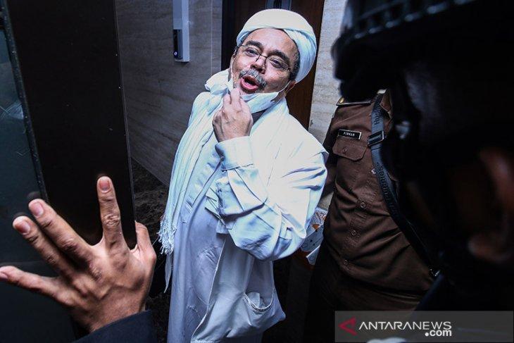 Berita menarik kemarin, vonis Rizieq Shihab hingga sidak PPKM mikro di Jakarta