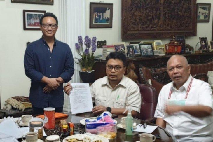 Aryo Djojohadikusumo calon tunggal  ketua Pordasi DKI Jakarta