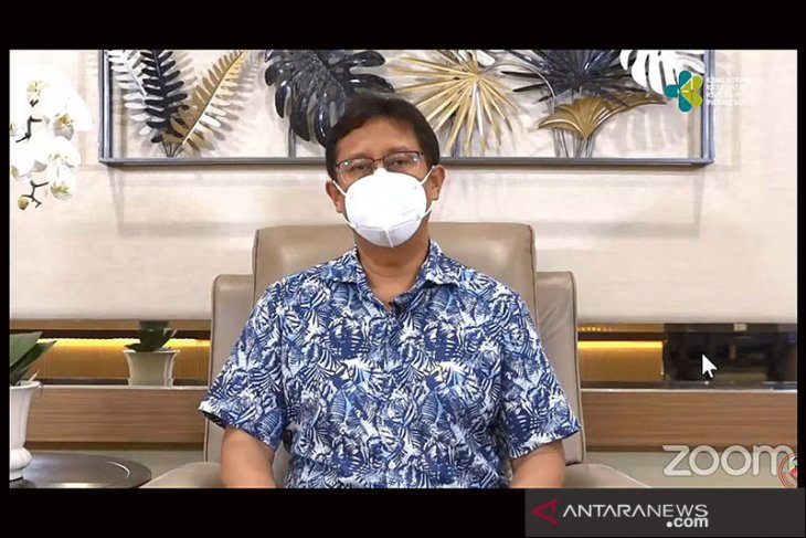 Menkes: Oksigen industri dialihkan ke RS hadapi lonjakan kasus COVID-19