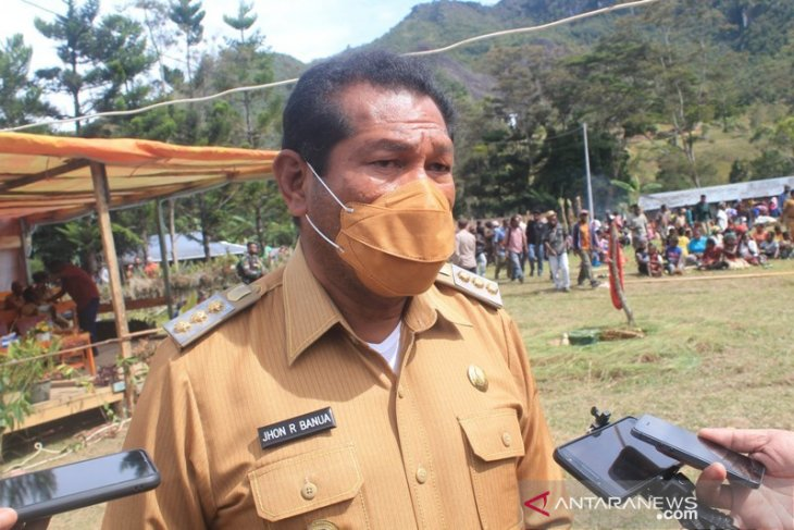 Tim Jayawijaya temukan tujuh kasus baru penularan COVID-19 di gereja