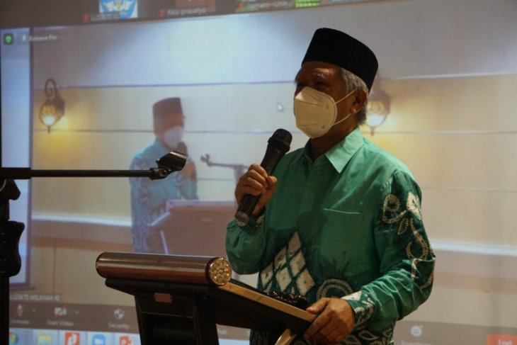 LLDIKTI XI chairman reminds face-to-face lectures to adapt each region