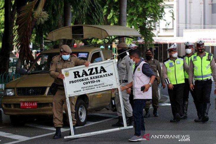 Aceh telah bebas dari zona merah COVID-19