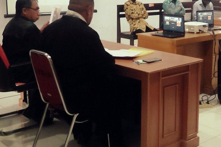 Ruslan Pelu akui dua kali beli narkoba untuk dikonsumsi harap jera