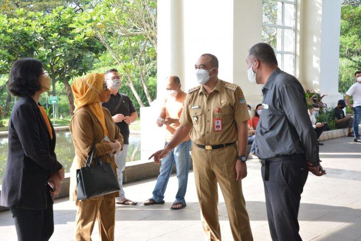 Bupati Tangerang minta penambahan kuota vaksin