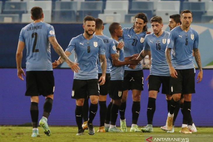 Uruguay raih kemenangan perdana di Copa America setelah tekuk Bolivia 2-0