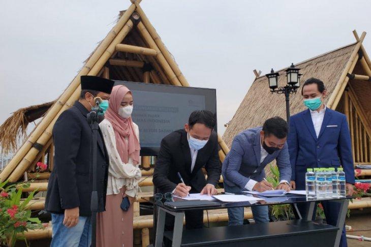 BEBS tandatangan kontrak pabrik mineral PT AMI senilai Rp125 miliar