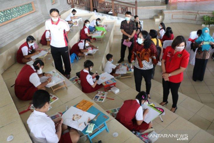 Peringati Bulan Bung Karno, Diskerpus Badung buat lomba pelajar