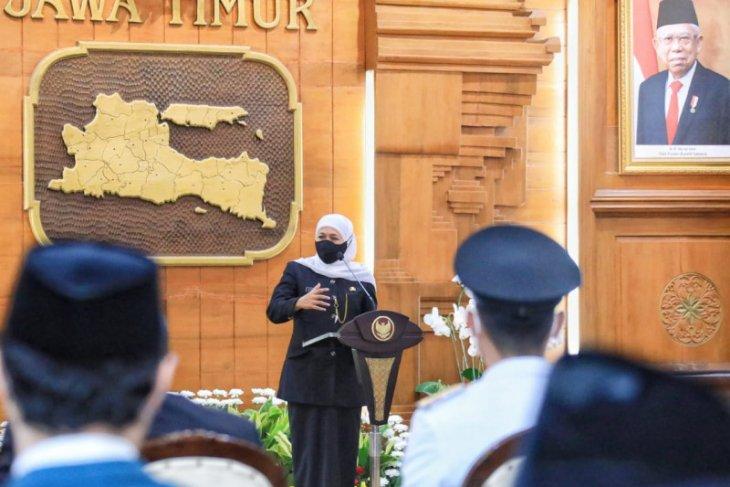 Jumat pagi, Gubernur Jatim terkonfirmasi positif COVID-19