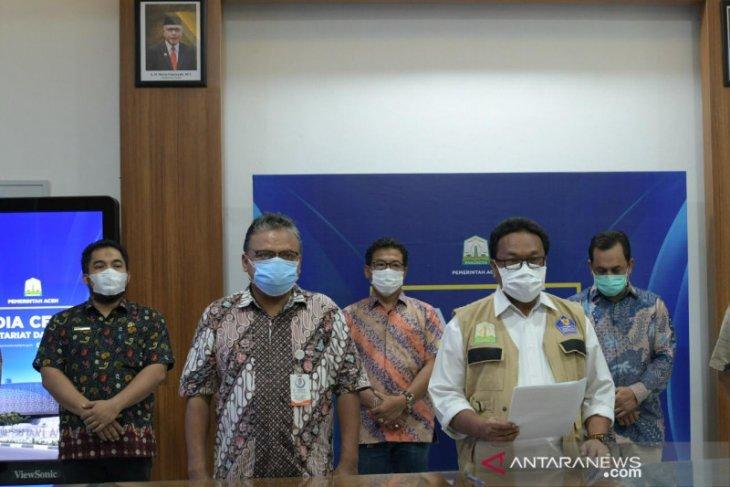 Roda pemerintahan di Aceh berjalan normal meski gubernur positif COVID
