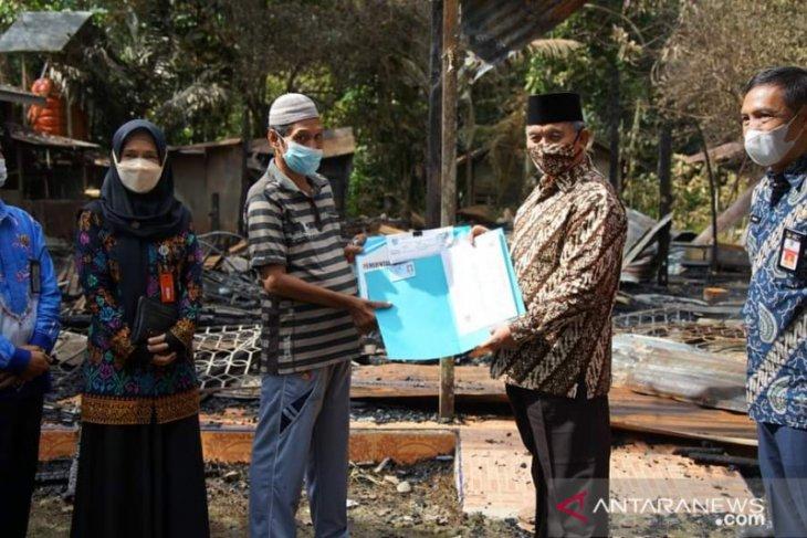 Korban kebakaran di Ida Manggala terima bantuan sosial pemerintah