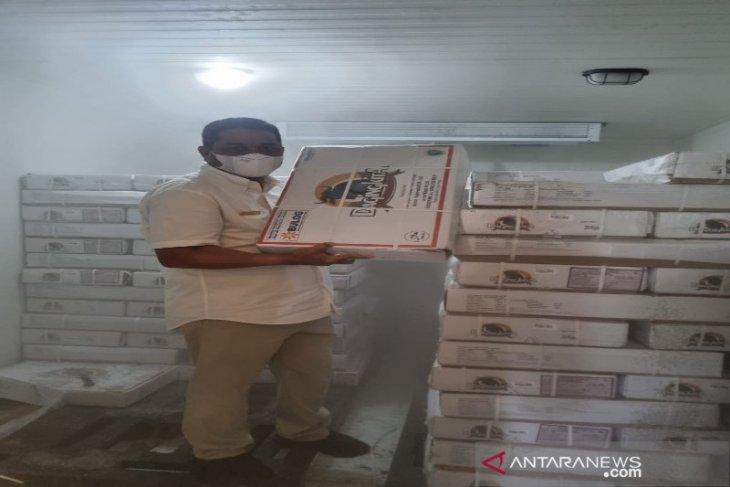 Bulog Sumut tunggu pasokan 14 ton daging kerbau impor dari Jakarta