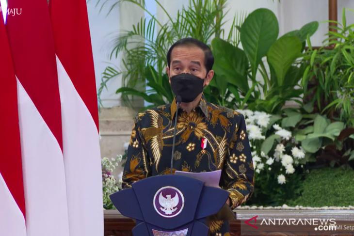 Policy must be applied precisely in extraordinary scenario: Jokowi