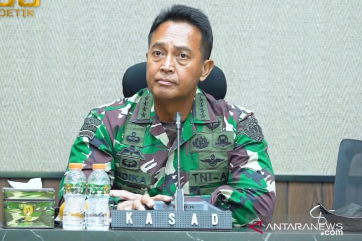 Kasad terus pantau situasi RS TNI AD dalam penanganan COVID-19
