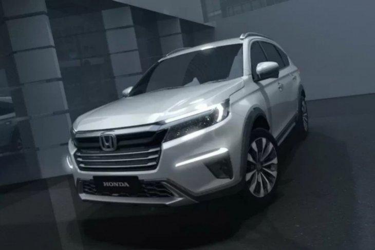 Honda pamerkan mobil konsep N7X di Surabaya