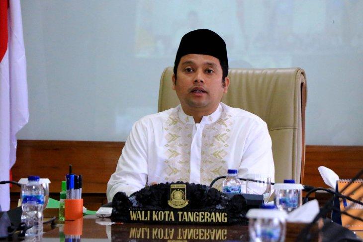 Wali Kota Tangerang imbau masyarakat laksanakan ibadah di rumah