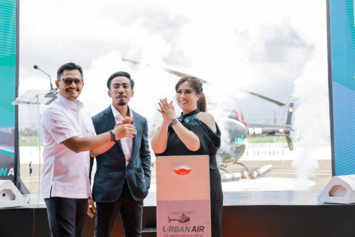 Urban Air Indonesia: tren wisata pakai helikopter