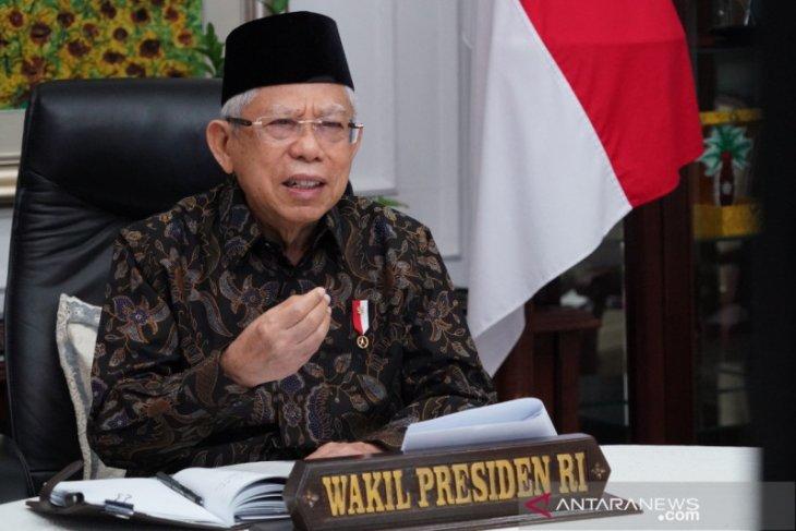 Wapres Maruf dorong wisata di Papua ramah muslim ini penjelasannya