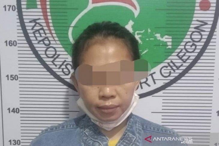 Polres Cilegon tangkap dua orang perempuan pengguna sabu