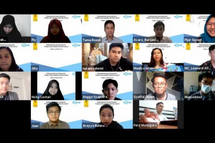 Vokasi UI-Sonar platform hadirkan pembelajaran humas berbasis big data