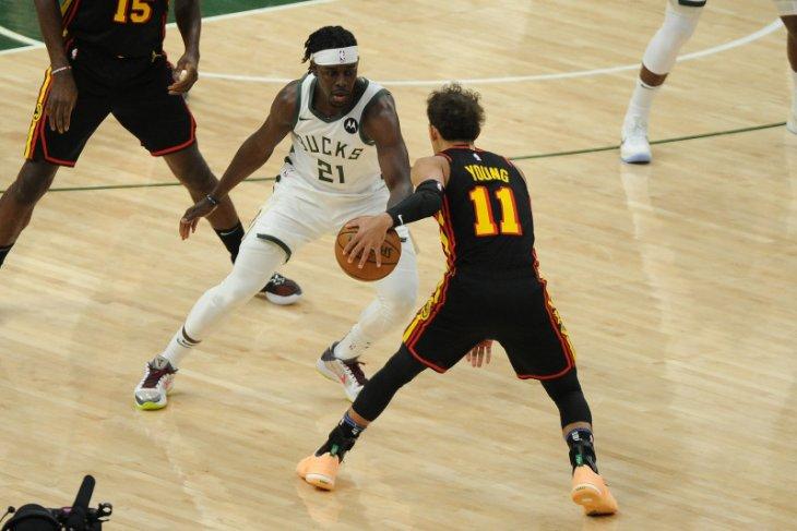 Basket NBA - Pemain Hawks Trae Young jalani MRI engkel kanan yang terkilir