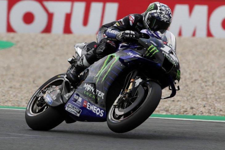 Vinales rebut pole position MotoGP Belanda