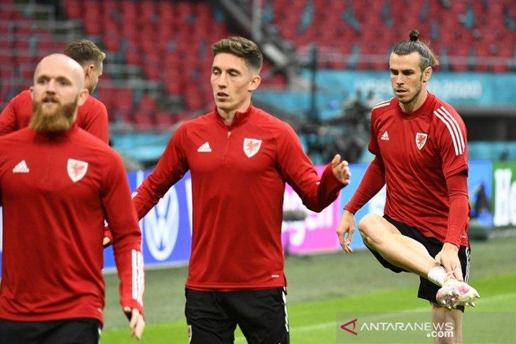 Euro 2020, Bale tidak masalah Wales dianggap nonunggulan lawan Denmark