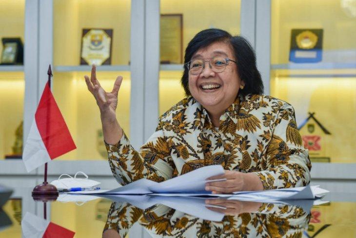 Menteri LHK bahas karbon hingga implementasi UUCK dengan Bank Dunia