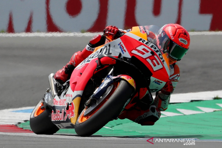 Marc Marquez menuju Misano dengan motivasi ekstra