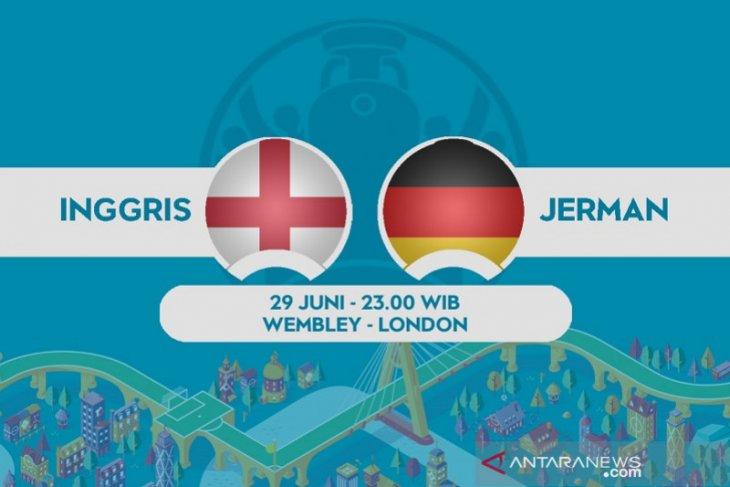 Prediksi 16 Besar Euro 2020: Inggris vs Jerman