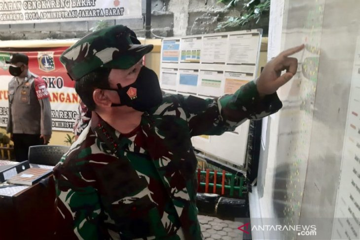 Panglima: TNI siap bantu vaksinasi 10.000 orang per hari JIExpo Kemayoran