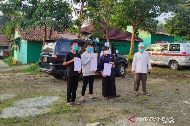 82 santri Ponpes Bina Madani di Kota Bogor sembuh dari COVID-19