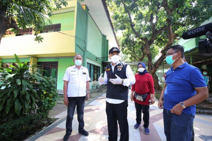 Kasus COVID-19 naik, Pemkot Surabaya tambah dua gedung isolasi di Asrama Haji