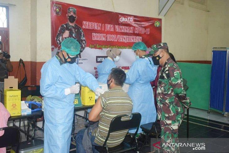 Rumah Sakit TNI AD di Banjarmasin siapkan 7.000 vaksin COVID-19
