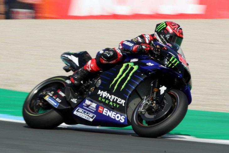 MotoGP: Quartararo juara GP Belanda ketika Yamaha finish 1-2