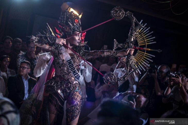 Menparekraf: Bali atau Borobudur bisa untuk kontes kecantikan ratu sejagat
